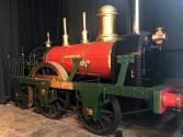 Natale a Pietrarsa-locomotiva