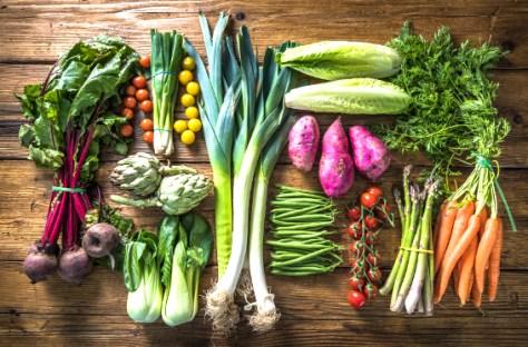 CUC-solo verdure di stagione