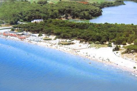 Otranto-laghi e spiaggia Alimini