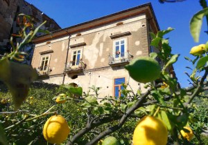 La Casa sul Blu Albergo Diffuso-Pisciotta