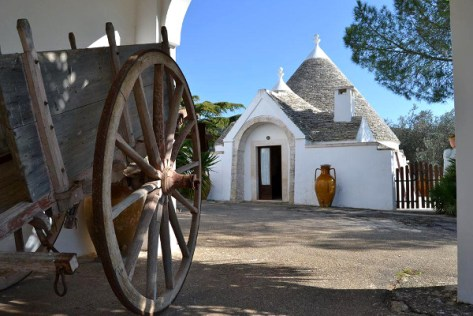 Masseria Pilano- trullo