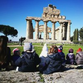 Parco Archeologico di Paestum-visite bambini