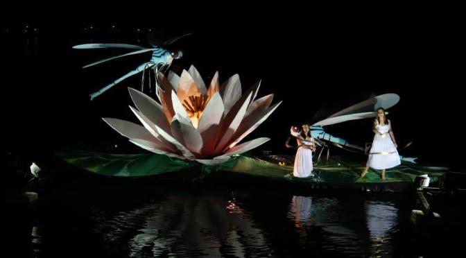 La Festa delle Acque di Piediluco e l'incanto delle barche luminose. Cronaca di una meraviglia