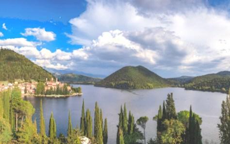 40 idee per un weekend con i bambini in Italia Lago di Piediluco