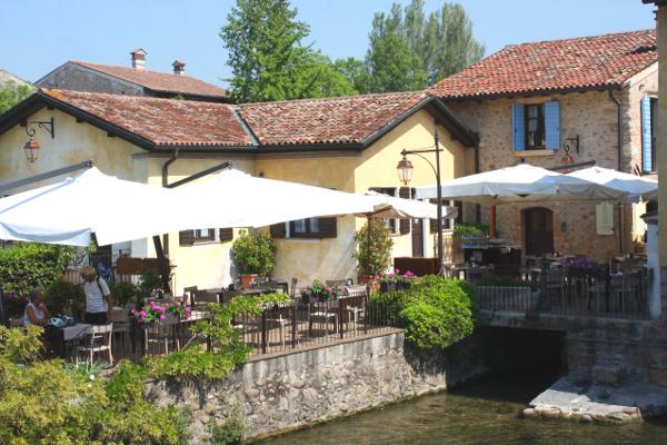 Borgo Valeggio sul Mincio-mangiare