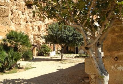 Custonaci-parte del Villaggio Mangiapane