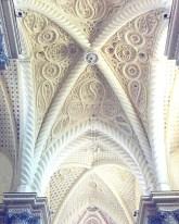 Erice-particolare volta Duomo