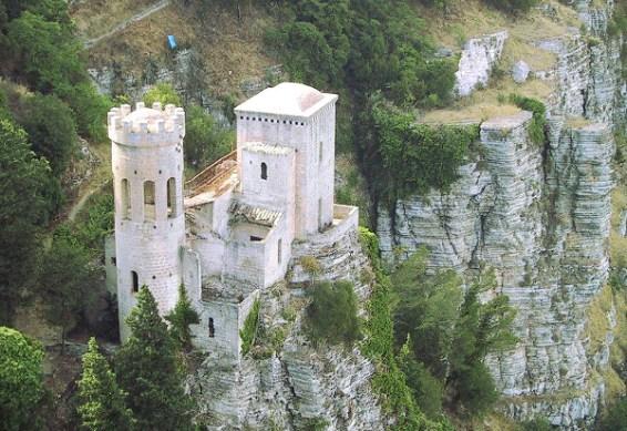 Erice_il castello