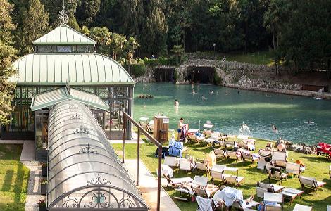 laghi del Parco Termale del Garda