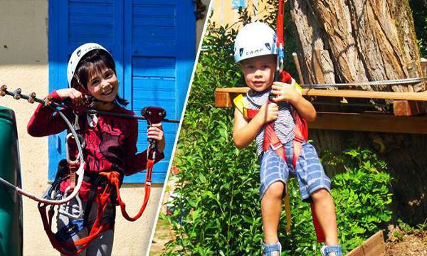 Parco Rimbalzello Adventure-kids