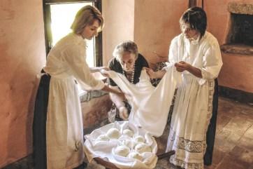 Alberghi diffusi per famiglie. Albergo Diffuso Omu Axiu-tradizioni