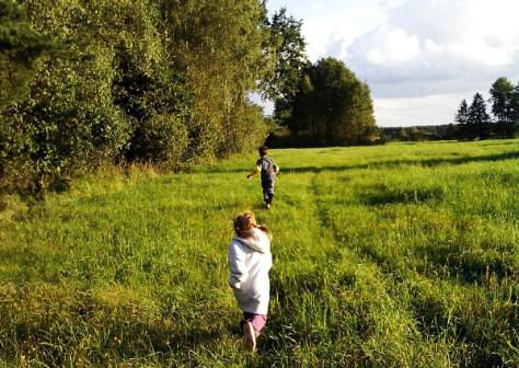 bambini agriturismo fattoria