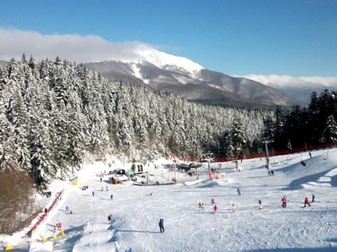 Dove sciare con i bambini in Toscana ed Emilia Romagna Appennino tosco emiliano Comprensorio sciistico Abetone-vista