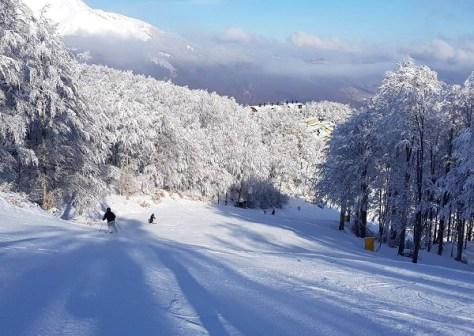 Dove sciare con i bambini in Toscana ed Emilia Romagna Appennino tosco emiliano-sciare