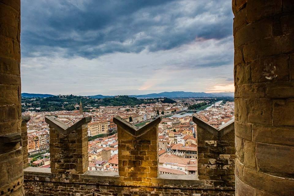 visitare firenze con i bambini Palazzo Vecchio torre Arnolfo