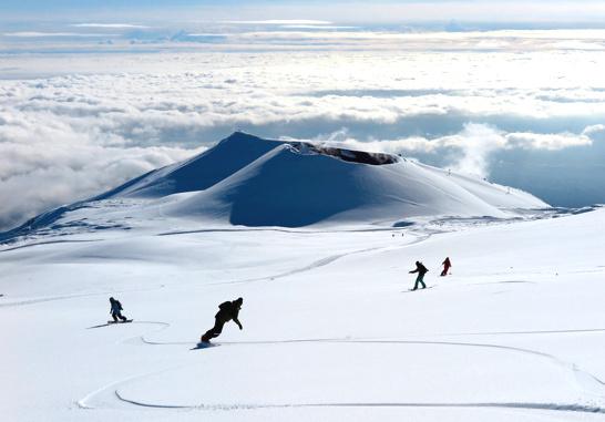sciare al sud con i bambini etna nord sicilia