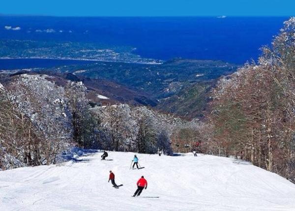 sciare al sud con i bambini calabria gambarie