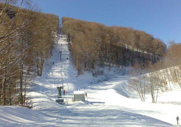 sciare al sud con i bambini basilicata monte sirino
