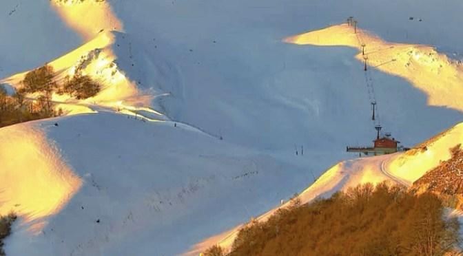 Non solo Alpi: dove sciare con i bambini sugli Appennini in centro Italia