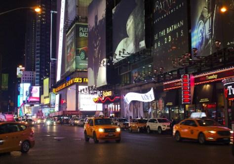 New York con i bambini Viaggio a New York per famiglie-Midtown- Time Square