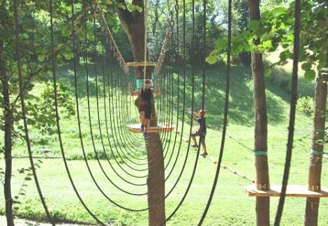 Busatte Adveture Park-percorsi