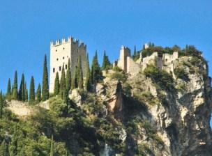 castello di Arco-da basso