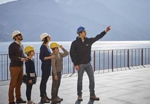 Centrale Idroelettrica- Riva--visite