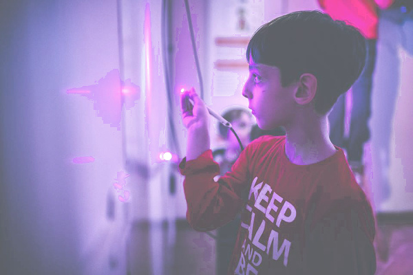 Marche con i bambini Museo del bali attività per bambini