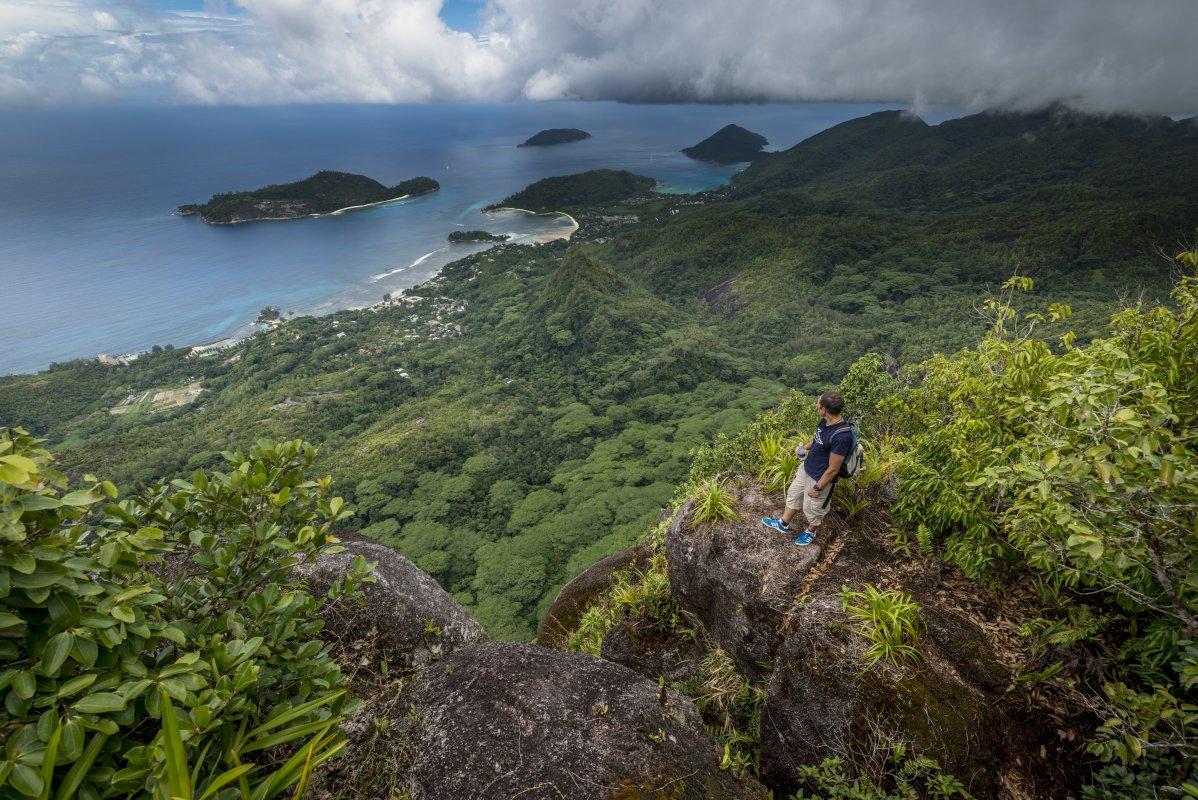 vacanze bambini seychelles_famiglie viaggio organizzato morne blanc_nature