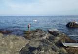 Catania-gita in barca-riviera dei ciclopi-lido del Faro-scogli