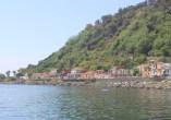 Catania-gita in barca-riviera dei ciclopi-paesini sul mare