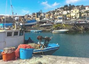 Catania-gita in barca-riviera dei ciclopi-porto