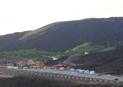Escursione Etna-sosta camper