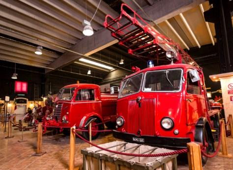 Museo Pompieri e Croce Rossa-Manfredonia