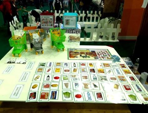 Museo del Risparmio- giochi da tavolo