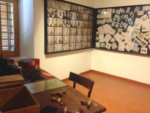 Museo del banditismo-caserma