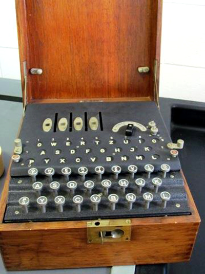 Museo della Tecnica Elettrica-Enigma