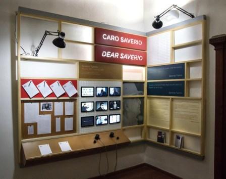 Piccolo Museo del Diario-postazione