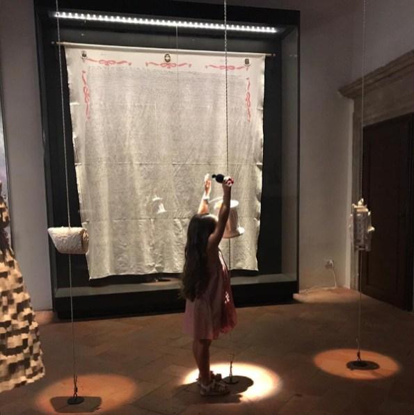 Piccolo Museo del Diario-stanza del lenzuolo
