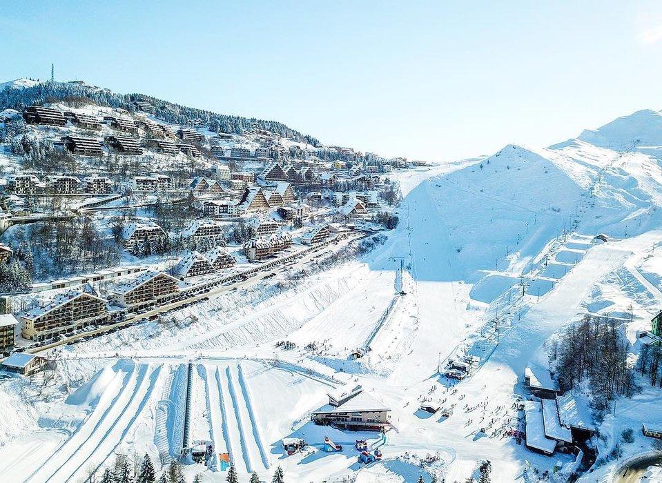 sciare con i bambini mondole ski piemonte