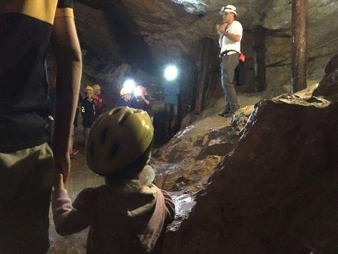 weekend bambini lombardia miniere turistiche lago di como
