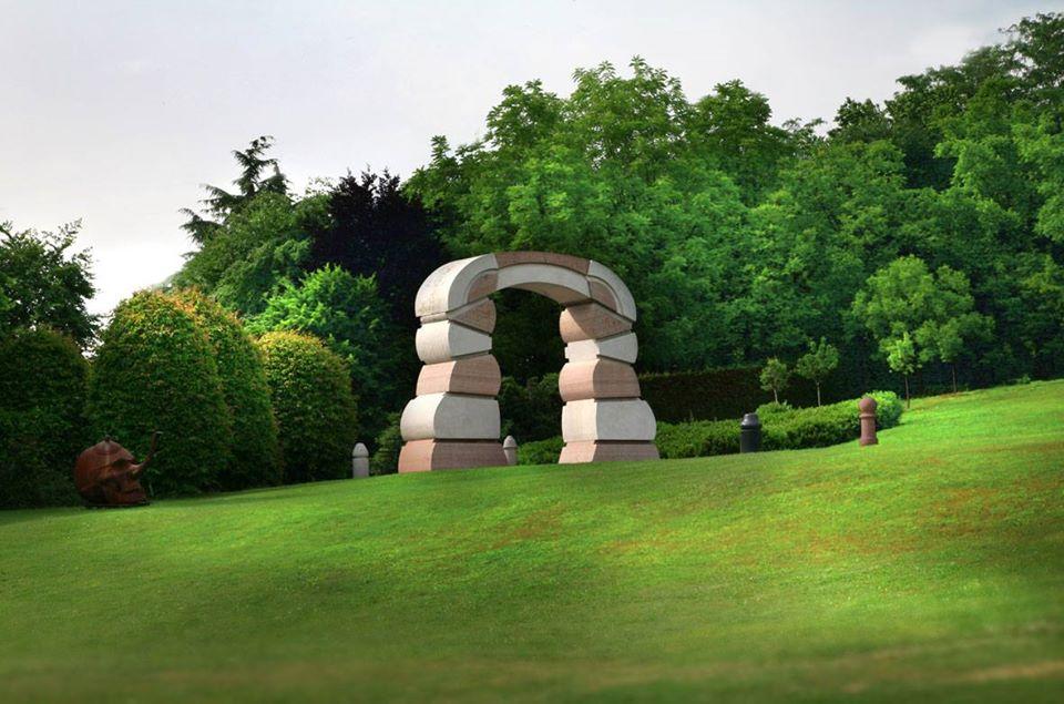 weekend bambini parchi artistici lombardia rossini art site