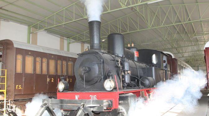 Treni&locomotive. I musei ferroviari da visitare con i bambini