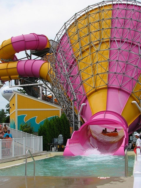 Cool Off With These Top Michigan Water Parks Around Michigan