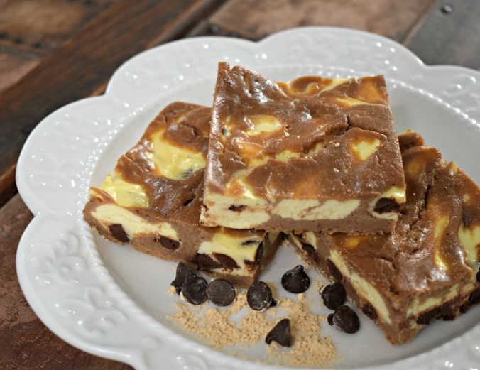 Peanut Butter Cream Cheese Bars