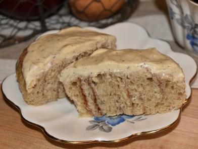 cinnamon roll cut 25