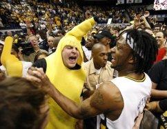 Bananas, I tell you.