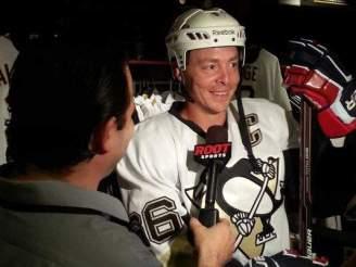 Former Ram Brandon Inge is not a hockey player.