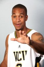 Eric Maynor, not quite ready.