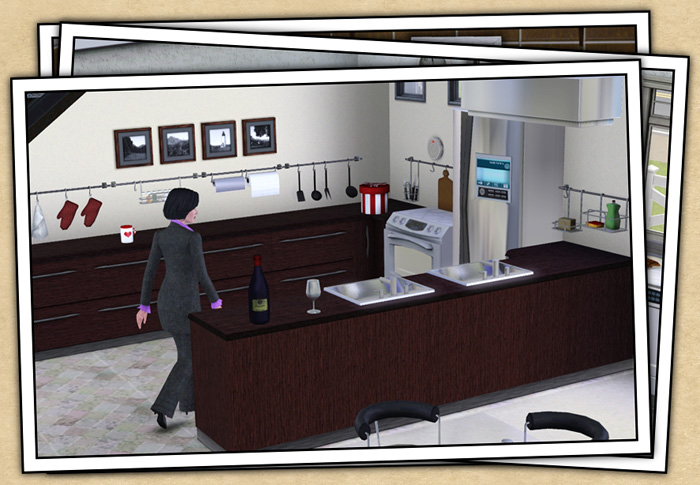 Around The Sims 3 Custom Content Downloads Objects Decorative Misc Kitchen Accessories